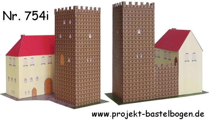 Projekt Bastelbogen